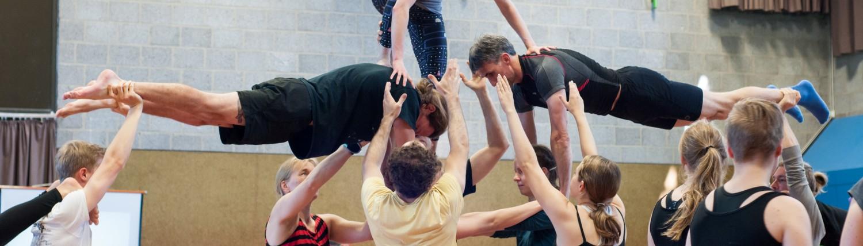 25. Akrobatik Convention Bremen